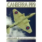 Roger Chesneau - Canberra PR9 - Aeroguide 34- English Electric Canberra PR Mk 9