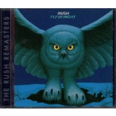 CD - Rush - Fly by night