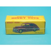 Dinky Toys - 203 Peugeot